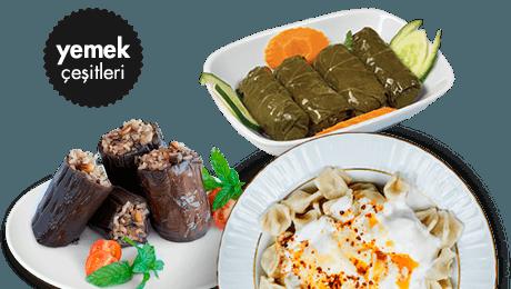 Yiyecek Çeşitleri