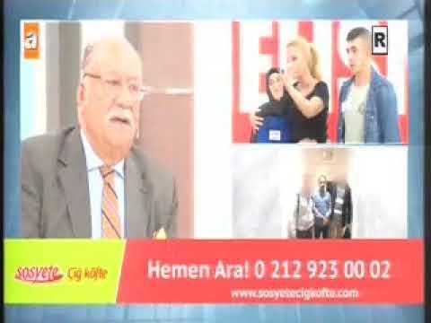 ATV Kanalında Yayınlanan Sosyete Çiğ Köfte Reklamı